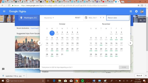 google flights 4