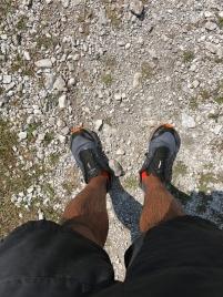 My trail runners
